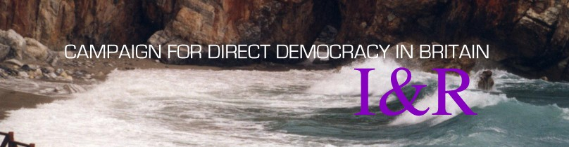 Campaign for Direct Democracy I&R~GB